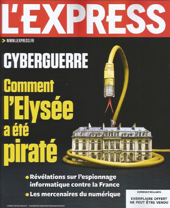 Cyberwar cover